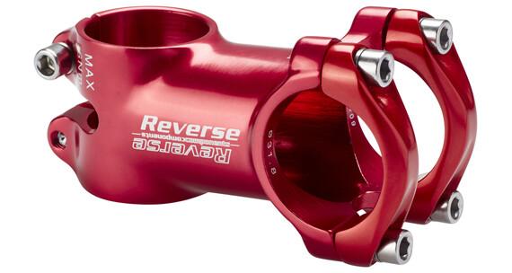Reverse XC race stuurpen 6°, 60 mm rood